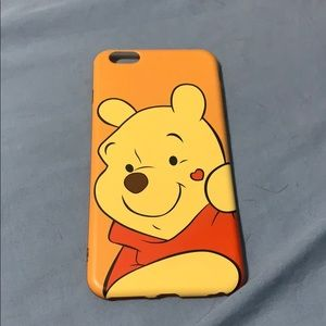 Winnie the Pooh Phone Case (iPhone 6s Plus Only)